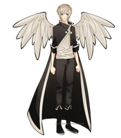 Black-clothed-angel Auction(AUTOBID) by Miivei