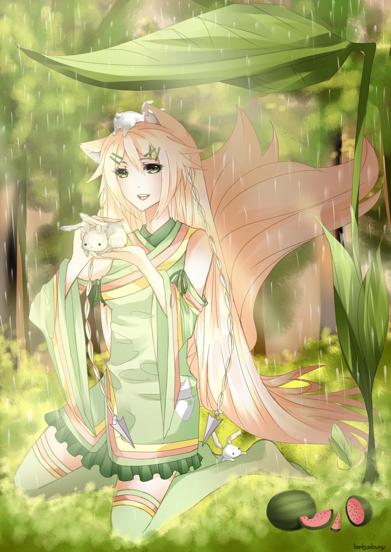 rini-tan contest entry by Miivei