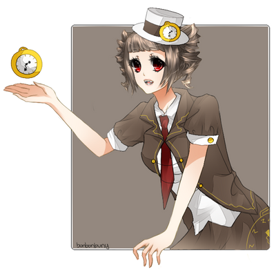 AT : muffin-doll by p1z