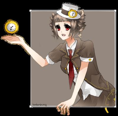 AT : muffin-doll by Jinkuri