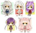 Base Chibi Batch 2