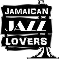jamaican jazz lovers logo BN by VictorFores