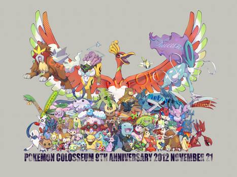 Pokemon Colosseum 9th