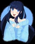 Contest Prize for KuromixYomi: Kikyo Bust