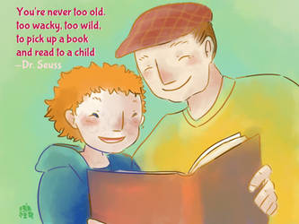 World Book Day  + Dr. Seuss Day by heidi-rodis
