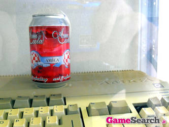 Amiga Cola by GameSearch