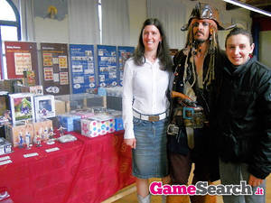 Jack Sparrow @ GameLand by GameSearch :)
