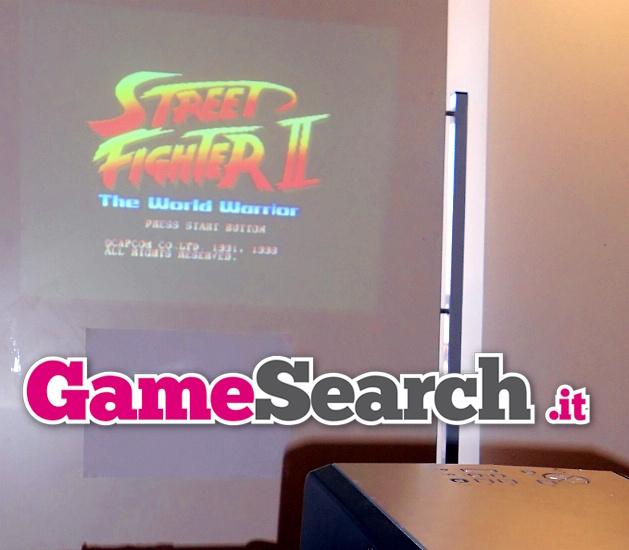 Celebrating Street Fighter II @GameLand by GameSearch