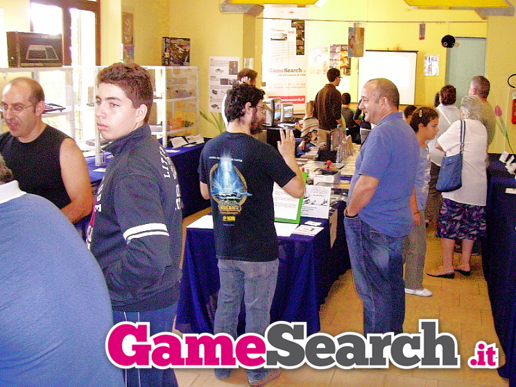 Una tipica giornata di GameLand by GameSearch