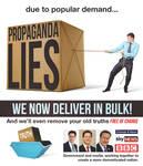 Propaganda - by popular demand!