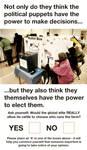 Voting Cattle by OrderOfTheNewWorld