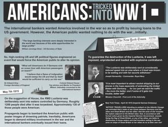 Americans Tricked into WW1 by OrderOfTheNewWorld