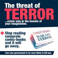 Comic Book Terror by OrderOfTheNewWorld
