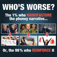 Who's Worse? by OrderOfTheNewWorld