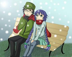 MM: SS EmptySkies:First Snowfall