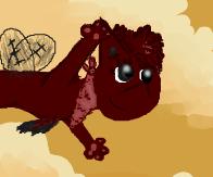 Ruby Flying by FlySkunk