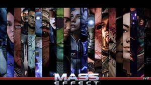 Mass Effect Companion Wallpaper