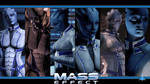 Mass Effect Wallpaper - Liara T'Soni