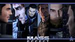 Mass Effect Wallpaper - Kaidan Alenko