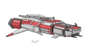 Space ambulance