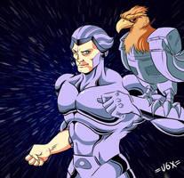 Silverhawk by ilmagus