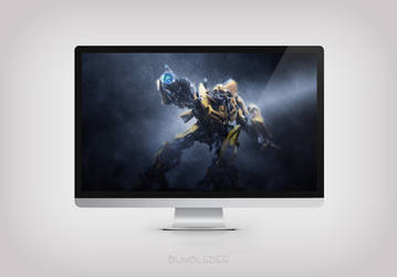 Bumblebee Transformer HD Wallpaper
