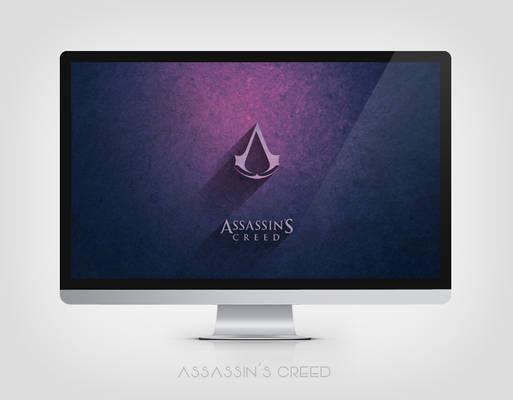Assassins creed minimalist wallpaper