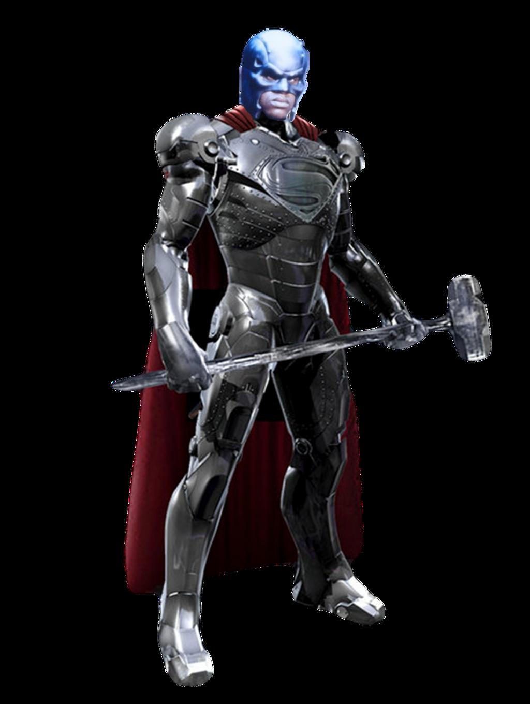 Shaq Man Of Steel