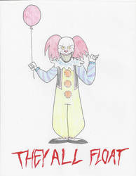 Pennywise by Tito-Mosquito