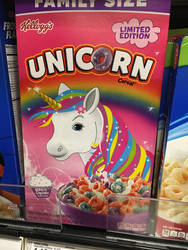 Unicorn Cereal?