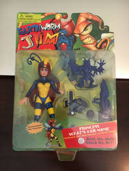 Princess What's-Her-Name action figure