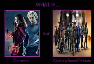 MCU Maximoff Twins are X-Men Movieverse Mutants