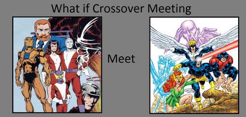Doom Patrol meets X-Men
