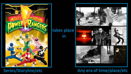 MMPR takes place in the 50s