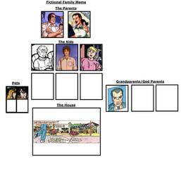 Witwicky Fictional Family