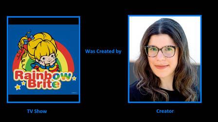 'Rainbow Brite' was created By Rebecca Sugar