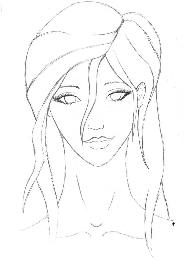 M/easy Aphrodite Coloring Coloring Pages Hera Drawing Easy