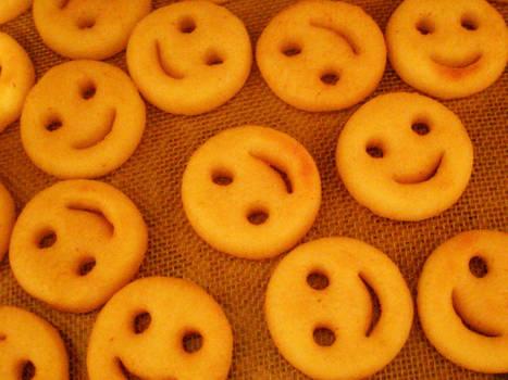 Smiling Fries