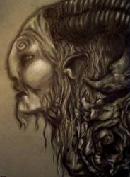 The Faun by LadyRachlyn