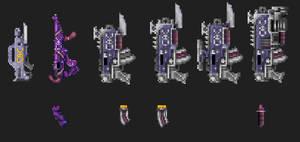 Warhammer 40k - 8-bit Pixel Edition Part III