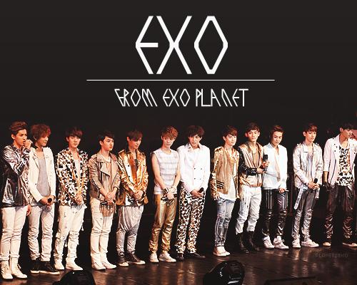 EXO edit by NouNou01