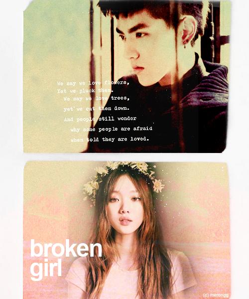 broken girl by NouNou01