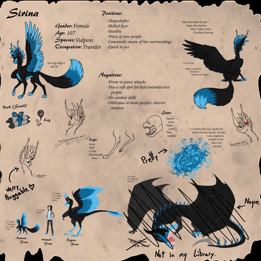 SD: Sirina Ref by pamala77