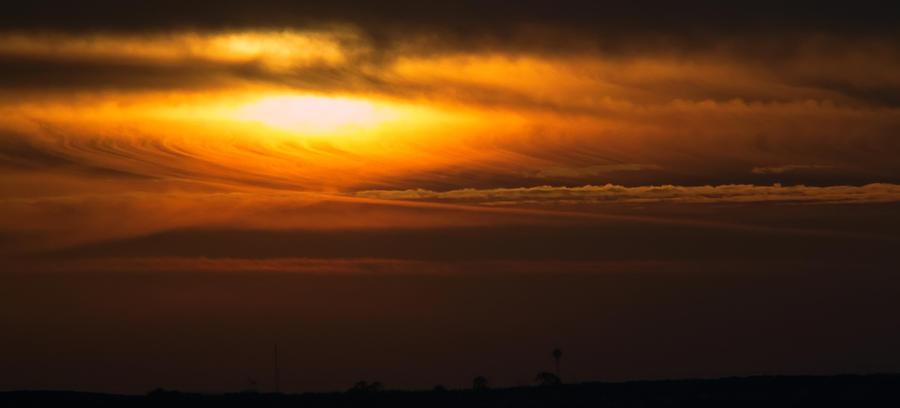 Sun Clouds by GorALexeY