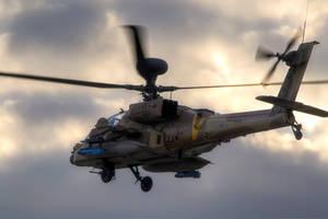 AH-64D by GorALexeY