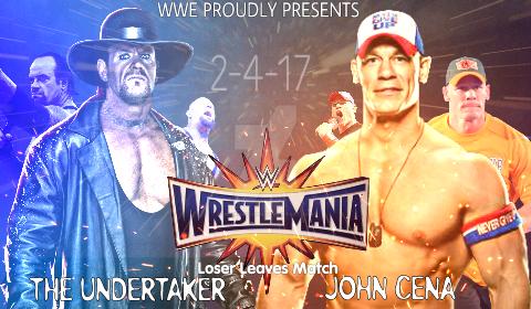 Undertaker Vs John Cena Wrestlemania 30 John Cena Vs Th...