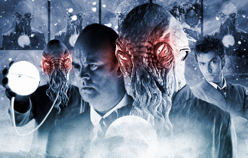 Doctor Who - Planet of the Ood by evansT on DeviantArt