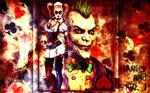 Harley Quinn and Mr. J