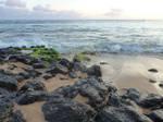Low Tide on Kauai Beach