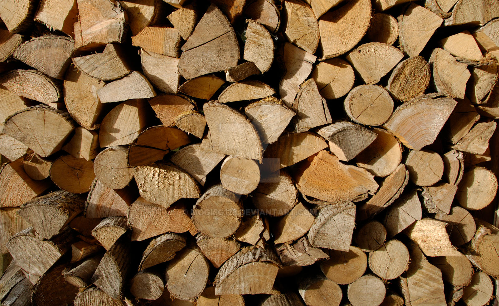 Woodpile texture by MogieG123